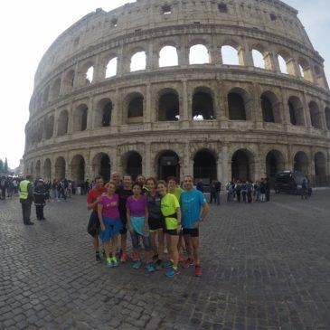Maratona di Roma 2 avril 2017