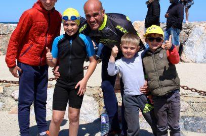 29 avril 2017 : Triathlon de Saint Cyprien