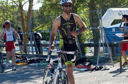 Triathlon des Collines (Drôme) 23 juillet 2017