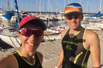 18 juin 2017 – Cross Triathlon de Bouzigues et Triathlon d'Argeles Sur Mer