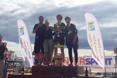 Triathlon de Saint Pierre La Mer 17 septembre 2017