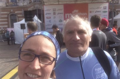 Semi marathon Toulouse 22 octobre 2017