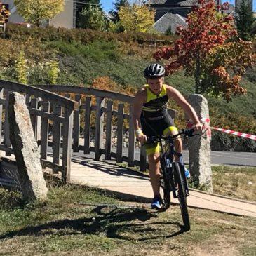 23 septembre 2018 Bearman/ Les Foulées Buissonnières / Triathlon Barraban