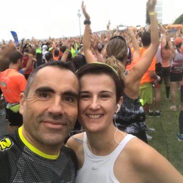 4 novembre 2018 : Marathon des Alpes Maritimes et Foulées des Droits de l'Homme Montbazin