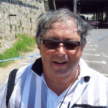 Coup de projecteur : Frédéric, arbitre principal de niveau Pré-National