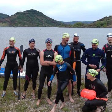 triathlon convivial au Salagou 23-05-2021